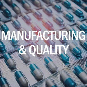 Manufacturing & Quality